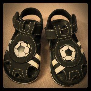 Kids Laguna Velcro Sandals